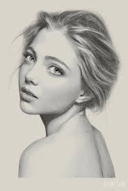 draw by pencil a face 1000 images about face sketches on