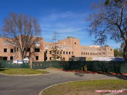 the va sepulveda ambulatory care center aka the american embassy