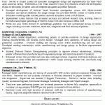 It Management Resume Examples by Resume Examples Templates Example It Manager Resume 10 Employment