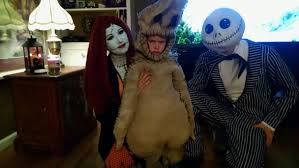 self jack sally and oogie boogie halloween