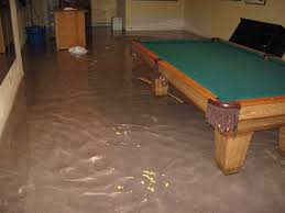 spring water damage prevention tips