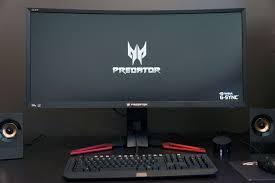 black friday sales target 144hz monitor acer predator z35 review digital trends