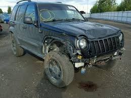 jeep liberty front bumper 1j8gl48k07w713760 2007 jeep liberty price history poctra com