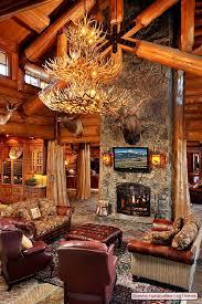 Log Home Decorating 546 Best Log House Images On Pinterest Log Houses Architecture