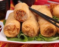 recette nems chinois