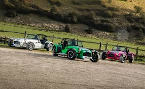 bentley turbo r slammed new 2015 caterham range review 270 360 and 420 driven by car
