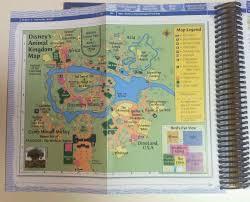 Map Of Disney World Parks Passporter U0027s Walt Disney World Travel Guide Review U0026 Giveaway