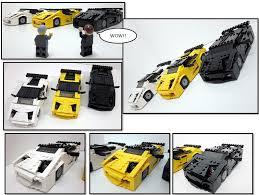 lamborghini lego set lego batman bruce wayne lamborghini murcielago part 2 a lego