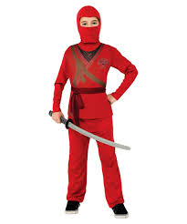 boys kids halloween costumes ninja kids halloween costume red boys ninja costumes