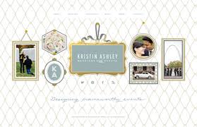 wedding planner website wedding planner website archives visual lure