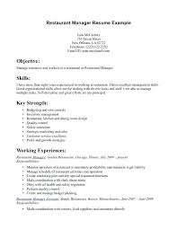 Skills For Cashier Resume Resume Retail Cashier Responsibilities Resume Restaurant Examples