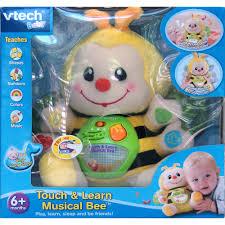 touch u0026 learn musical bee walmart com