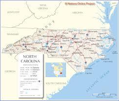 Raleigh Nc Map Usa Map North Carolina Afputra Com