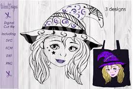 free halloween svg halloween svg witch svg doodle svg b design bundles