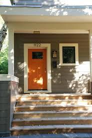 front door red paint color valspar colors for doors on brick