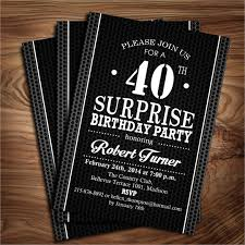 40 year old birthday invitations images invitation design ideas