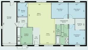 plan de maison gratuit 3 chambres plan maison 110m2 étage best of plan de maison gratuit 3 chambres