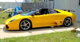 fiero kit car lamborghini automobili ferraristi for all things and