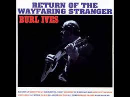 burl ives return of the wayfaring album