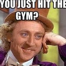 Memes Gym - top 50 gym memes fashionwtf