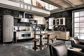 cuisine style indus cuisine industrielle 43 inspirations pour un style industriel
