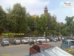 baroda photographs ms university faculty of performing arts