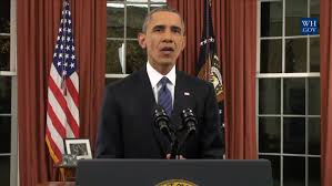 from oval office president obama vows u s will defeat isis