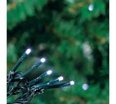 Argos Christmas Garden Decorations by White Led Cluster Chaser Christmas Tree Lights 288 Bulbs Xmas