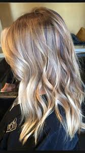 feeling this fall blonde blend hair and beauty pinterest