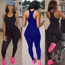 bodysuit jumpsuit fitness bodysuit clothing shoes accessories ebay