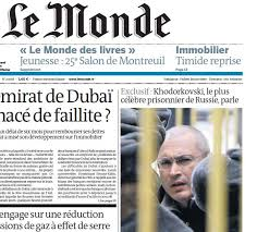 si鑒e du journal le monde le monde khodorkovsky russia s most prisoner speaks out