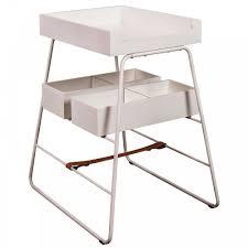 wickeltisch design wickeltisch changing tower weiss weiß budtzbendix design baby