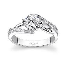 white gold engagement rings uk barkev s white gold engagement ring 7605l