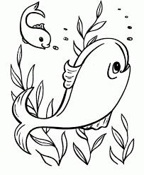 ocean fish coloring pages vidopedia com vidopedia com