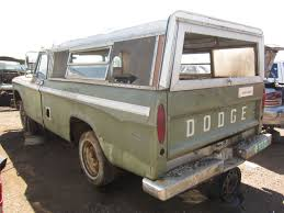 survival truck gear junkyard find 1968 dodge d 100 adventurer pickup the truth