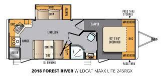2018 forest river wildcat maxx lite 245rgx u2013 stock wm18005 the