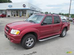 Ford Explorer Pickup - 2004 ford explorer sport trac photos and wallpapers trueautosite
