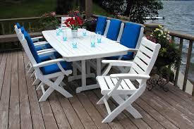 krahn outdoor poly furniture intended for elegant house composite
