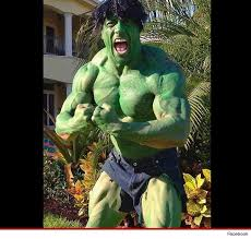 Halloween Costumes Hulk John Cena Returns Action Rock Dresses