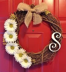 backyards summer wreath for front door ideas photo1 craft