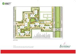 Toddler Floor Plan Signature Global Serenas Sector 36 Affordable Homes 9650771333