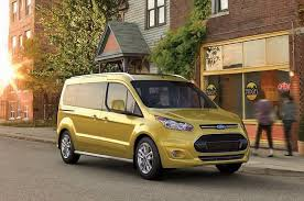 2017 ford transit connect exterior yellow color grille mini