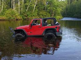 jeep water quick hits with j e reel driveline h2o joints for jeeps