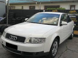 2001 audi a4 for sale 2001 audi a4 1 8t sedan for sale for r48 000 00 goodwood