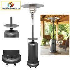 Garden Patio Heater Table Garden Patio Heater With Light Gas Homebase California