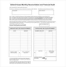 audit format 14 internal audit report templates free sample