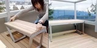 balkon bank açılıp kapanan balkon bank modeli ev dekorasyon fikirleri önerileri