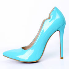 blue bottom heels fs heel