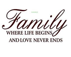 wedding quotes about family family wall decal etsy