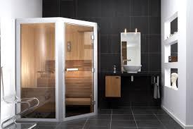 sauna im badezimmer bad mit sauna planen was muss beachten